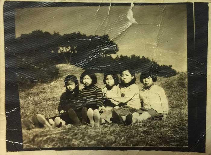 비조마을 소녀들