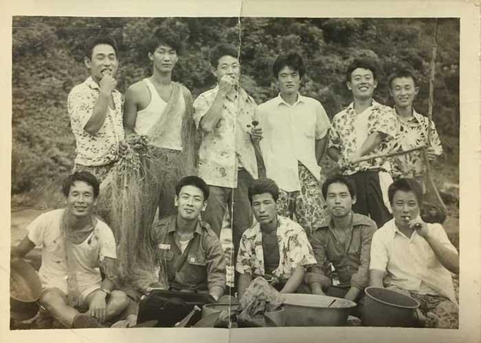 비조마을 청년들