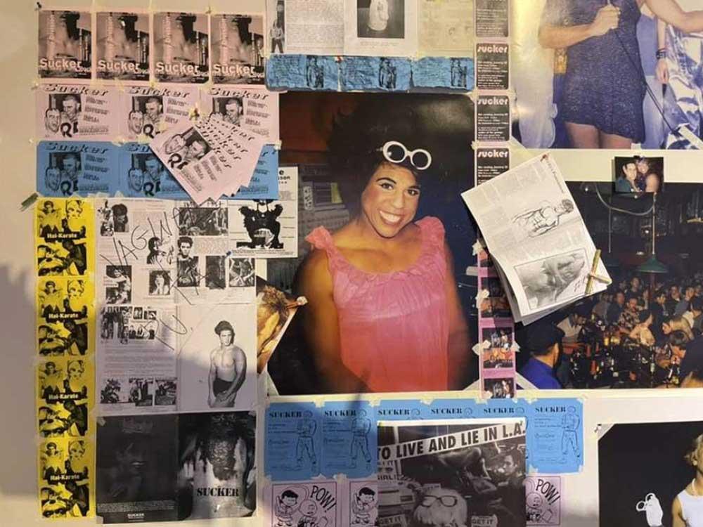 작품 8. 바지날 데이비스, 〈해그 HAG〉, 설치 전경 1982-1989/2012/2021 (사진 촬영 및 제공: 최소연)